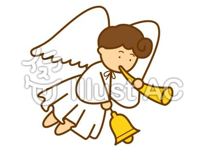 天使2の無料フリーイラスト素材
