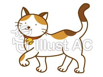 猫1の無料フリーイラスト素材