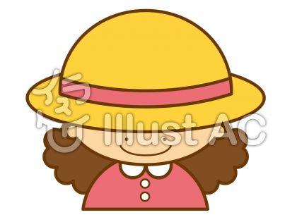 帽子の無料フリーイラスト素材